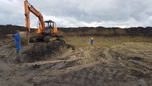 Bainet Well Site Preparation